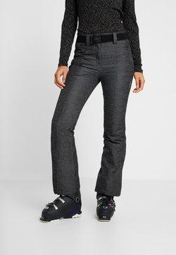 CMP - WOMAN PANT - Spodnie narciarskie - nero melange