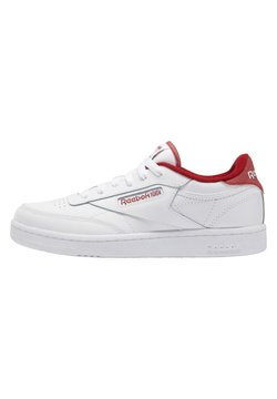 Reebok Classic - CLUB C 85 SHOES - Sneakers laag - white