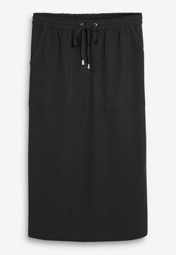 Next - Falda de tubo - black