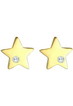 Elli - STAR - Örhänge - gold