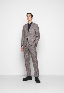 Paul Smith - GENTS TAILORED FIT BUTTON SUIT - Suit - beige