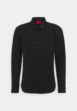 HUGO - SLIM FIT - Camicia elegante - black