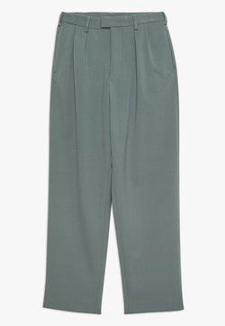 Joseph - BYRNE TECHNO - Pantalon classique - sage