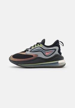 Nike Sportswear - AIR MAX ZEPHYR EOI UNISEX - Baskets basses - metallic silver/bright crimson/black
