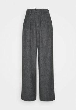 Afends - DARCY - Spodnie materiałowe - raven