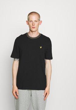 Lyle & Scott - T-shirt print - jet black