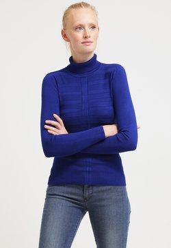Morgan - MENTOS - Stickad tröja - bleu nuit