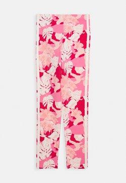 adidas Originals - Leggings - pink/off white