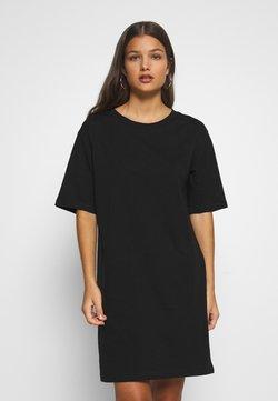 Even&Odd Petite - Korte jurk - black