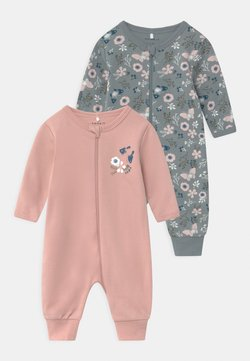 Name it - NBFNIGHTSUIT 2 PACK - Pijama - pale mauve