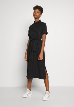 Object - OBJTILDA ISABELLA DRESS - Blousejurk - black