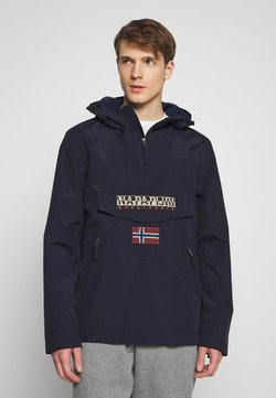 Napapijri - RAINFOREST SUMMER POCKET - Windbreaker - blu marine