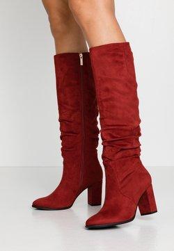 Tamaris - Boots - brick