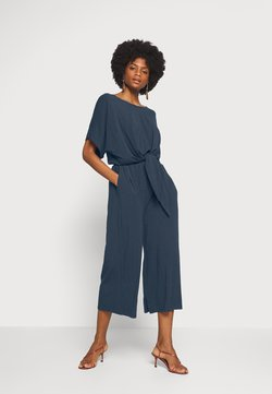 Thought - ELIZABETH JUMPSUIT - Combinaison - dark navy