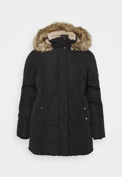 Vero Moda Curve - VMFINLEY JACKET  - Winter coat - black