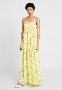 Samsøe Samsøe - WAY DRESS - Vestido largo - yellow breeze