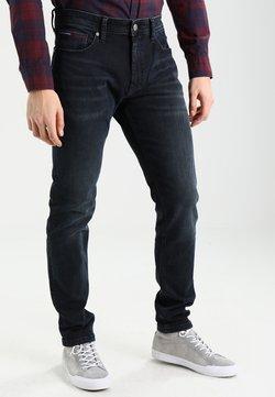 Tommy Jeans - SLIM TAPERED STEVE COBCO - Jeans Slim Fit - cobble black comfort