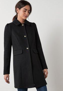 Next - PUFF SHOULDER - Krótki płaszcz - black
