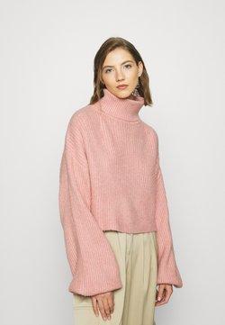 Monki - BILBA - Strickpullover - pink