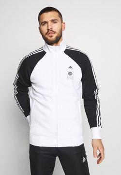 adidas Performance - DEUTSCHLAND DFB ICONS TOP - Pelipaita - white/black