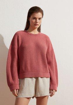 OYSHO - Strickpullover - pink