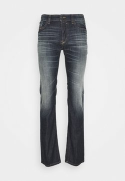 Diesel - SAFADO-X - Straight leg jeans - dark blue denim