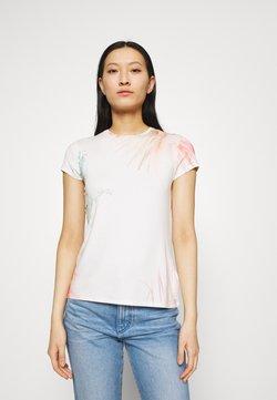Ted Baker - SERAHNA - T-Shirt print - cream
