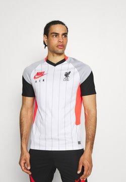 Nike Performance - LIVERPOOL FC - Article de supporter - white/laser crimson/wolf grey/black