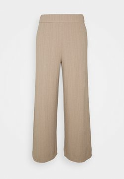 Monki - CILLA TROUSERS - Jogginghose - mole medium dusty