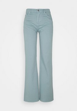 BLANCHE - Jeans bootcut - sage green
