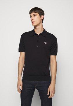 PS Paul Smith - MENS ZEBRA - Poloshirt - black