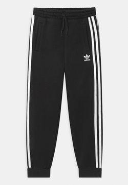 adidas Originals - UNISEX - Verryttelyhousut - black/white