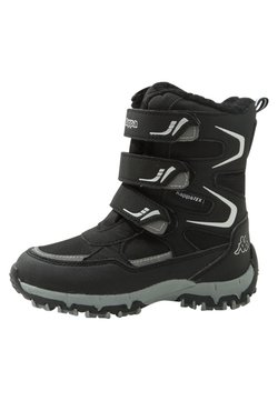 Kappa - GREAT TEX  - Snowboot/Winterstiefel - black/silver