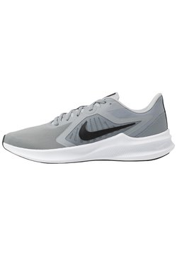 Nike Performance - DOWNSHIFTER 10 - Zapatillas de running neutras - particle grey/black/grey fog/white