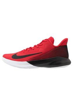 Nike Performance - PRECISION IV - Basketball shoes - university red/black/white
