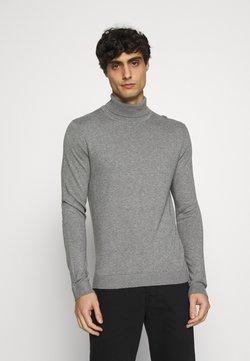 s.Oliver - Strickpullover - light grey