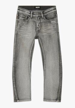 Molo - ALONSO - Straight leg jeans - grey washed denim