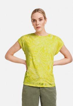 Taifun - T-Shirt print - fresh lemon