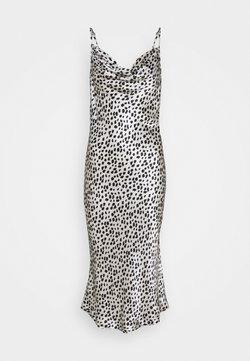 Closet - CUT SLIP DRESS - Cocktailkleid/festliches Kleid - ivory