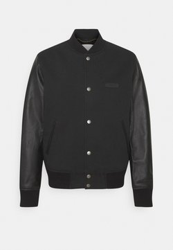 Coach - PECED JACKET - Giubbotto Bomber - black