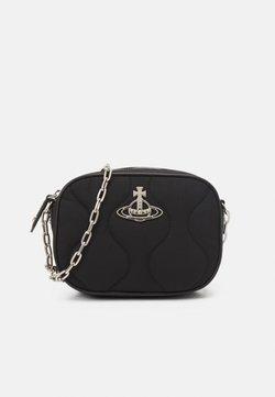 Vivienne Westwood - CAMPER CAMERA BAG - Across body bag - black