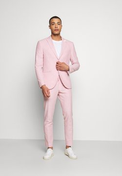 Isaac Dewhirst - PLAIN WEDDING - Anzug - pink