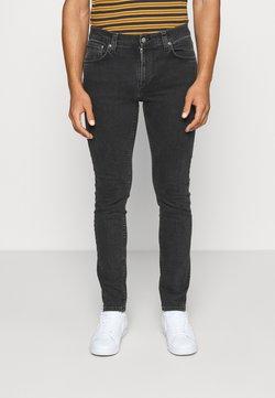 Nudie Jeans - LEAN DEAN - Jeans slim fit - grey stardust