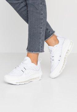 Nike Sportswear - AIR MAX 98 - Sneakersy niskie - white