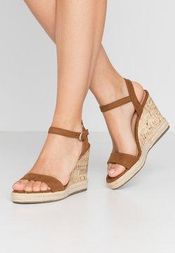 New Look - PERTH - Sandales à talons hauts - tan