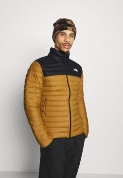 The North Face - STRETCH JACKET - Doudoune - brown/black