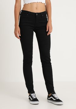 Lee - SCARLETT - Jeans Skinny Fit - black rinse