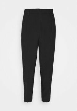 Bruuns Bazaar - CINDY DAGNY PANT - Stoffhose - black
