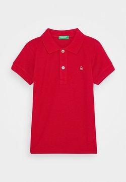 Benetton - Poloshirt - red