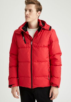 DeFacto - Winterjacke - red